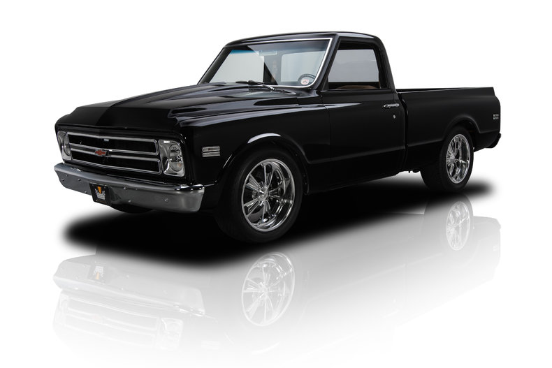 314854 1970 chevrolet c10 pickup truck low res
