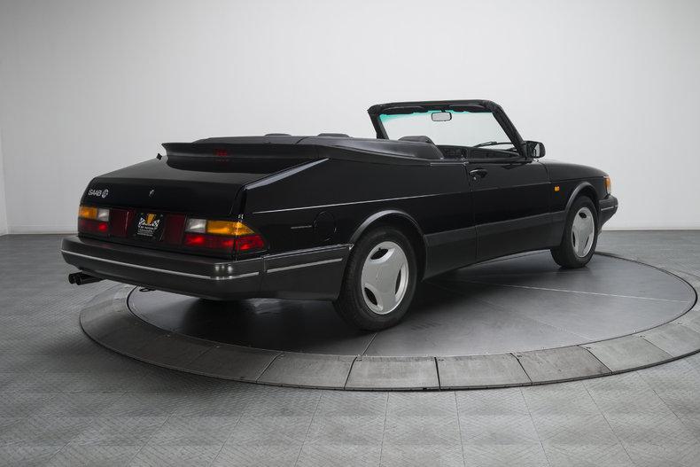 1988 Saab 900 Turbo  RK Motors