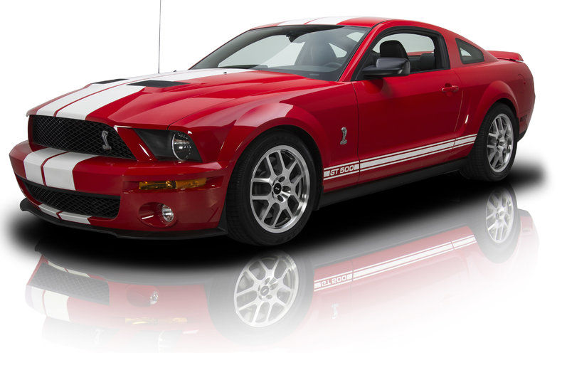 2007 Ford GT500