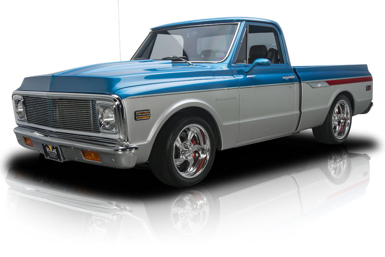 332186 1971 chevrolet c10 cheyenne pickup truck low res