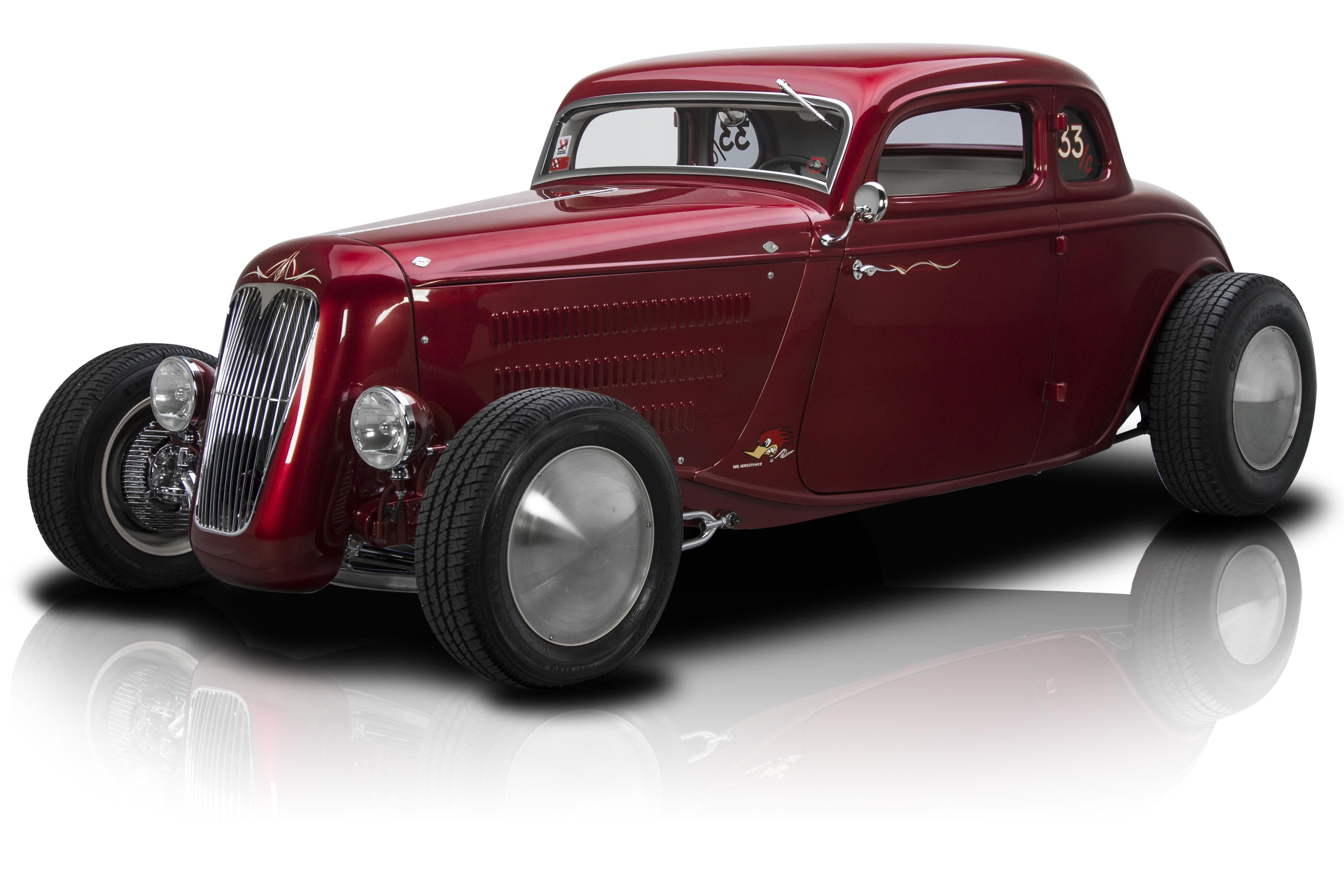 135433 1933 ford coupe rk motors. Black Bedroom Furniture Sets. Home Design Ideas