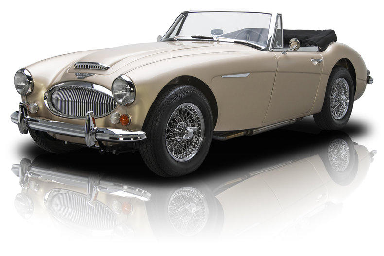 For Sale 1967 Austin-Healey 3000