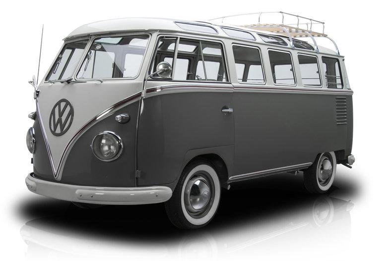 1960 Volkswagen Kombi