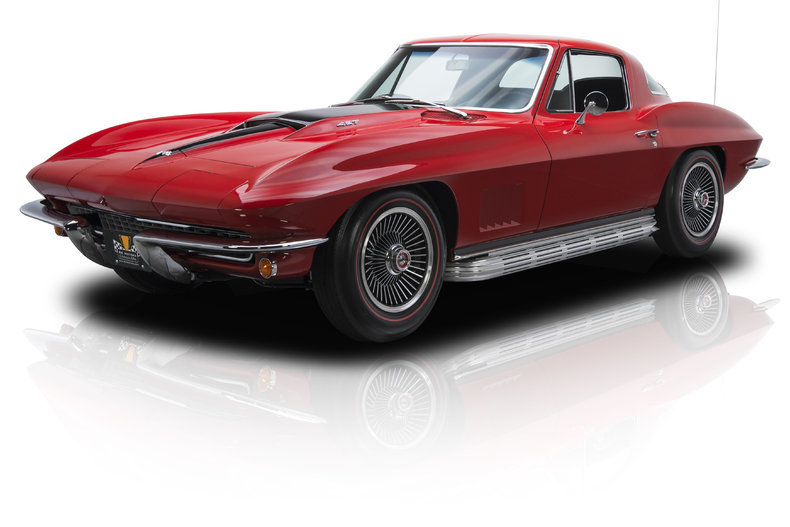 350643 1967 chevrolet corvette sting ray low res