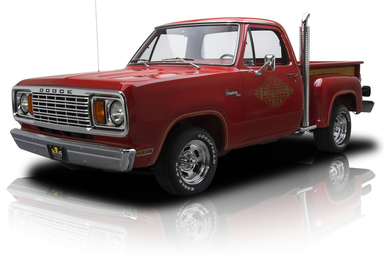 For Sale 1978 Dodge Li'l Red Express