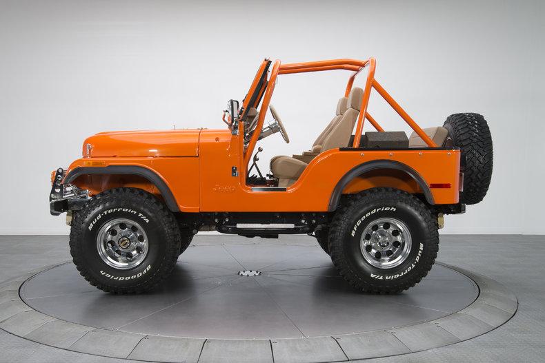 135798 1978 Jeep Cj