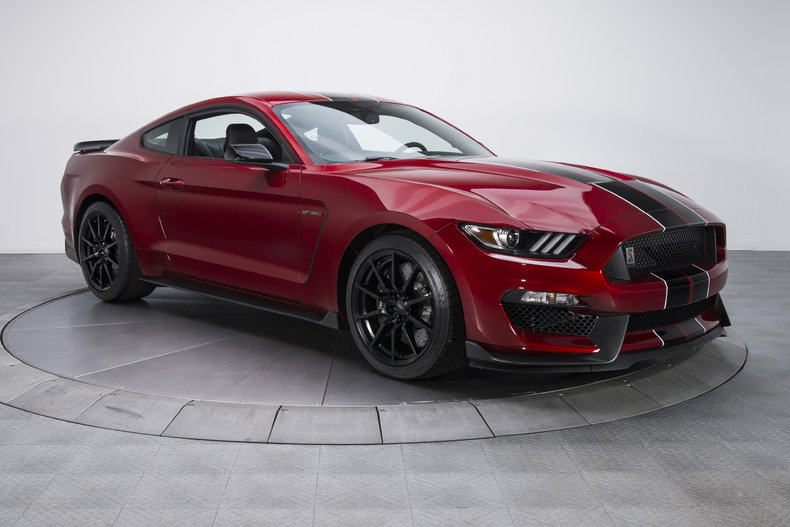 Shelby Mustang 2017 Red 7131 Vizualize