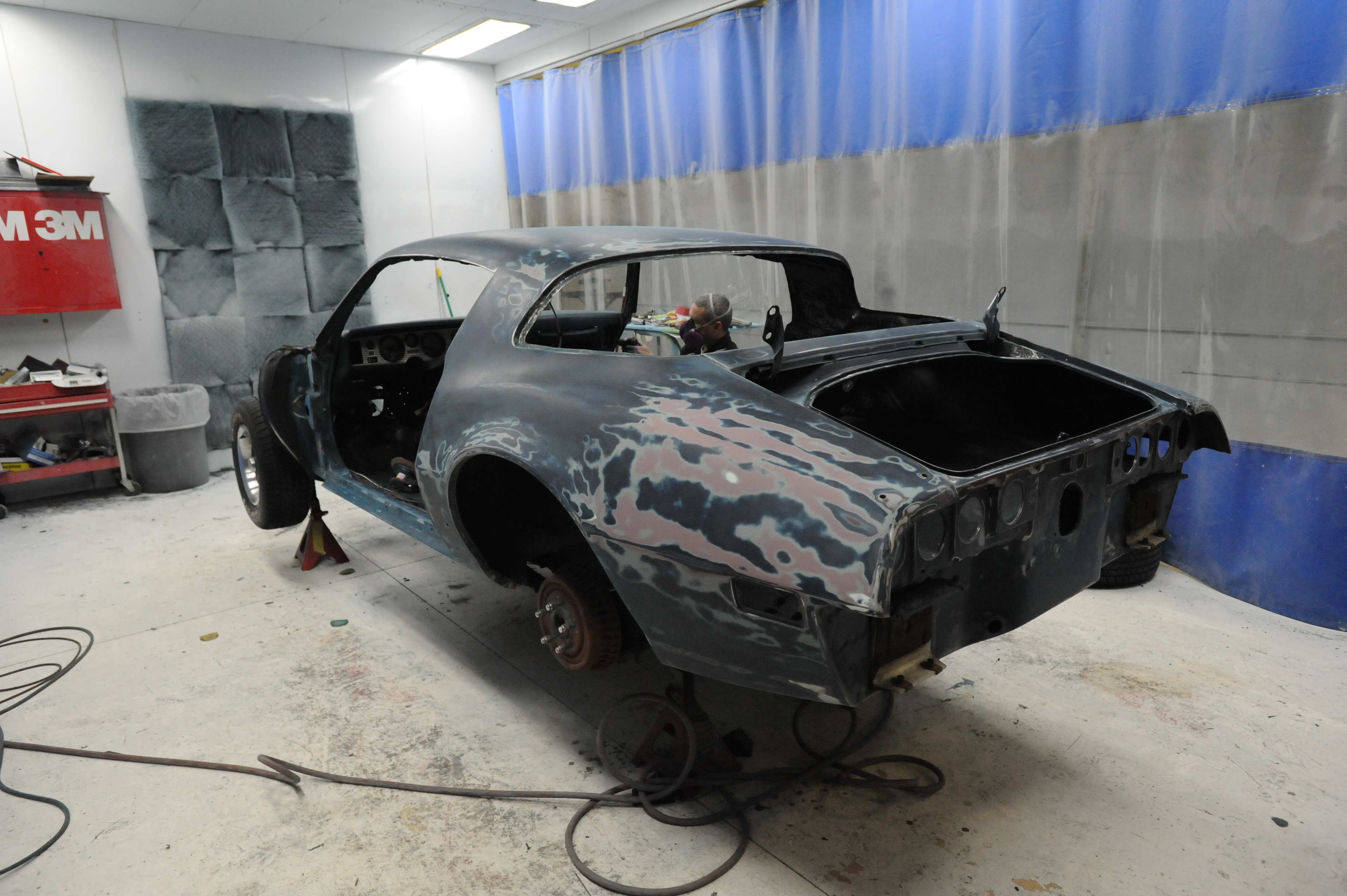 1975 Pontiac Trans Am Build Deconstruction Rk Motors Classic When Building Or Restoring A Car Its Absolutely Essential To Have Plan All The Good Intentions In World Wont Make Up For Lack Of