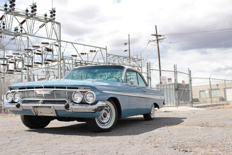 1961 1961 Chevrolet Impala For Sale