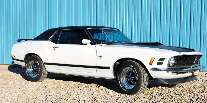 1970 1970 Ford Mustang For Sale