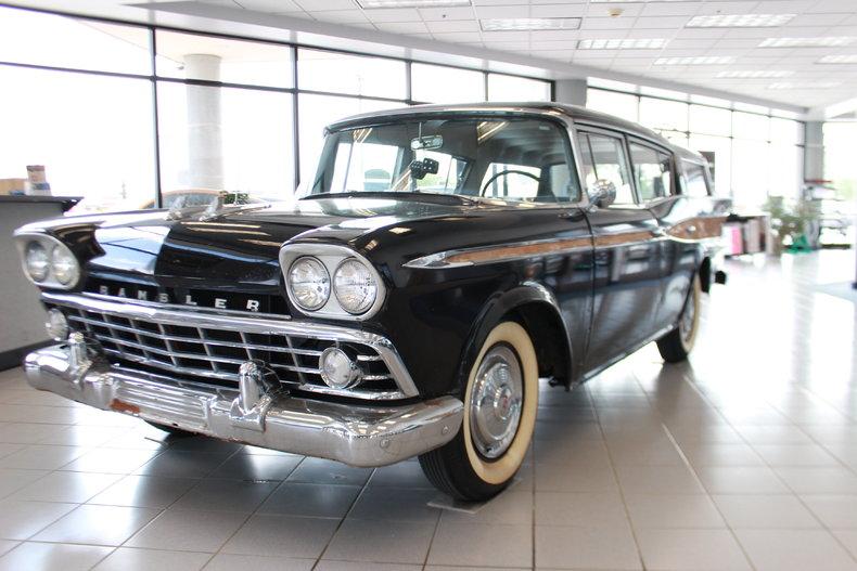 1959 Rambler Cross Country