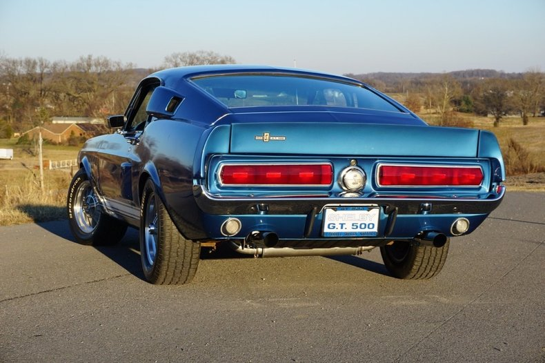 1967 1967 Shelby GT500 For Sale