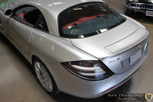 2005 2005 Mercedes McLaren SLR For Sale
