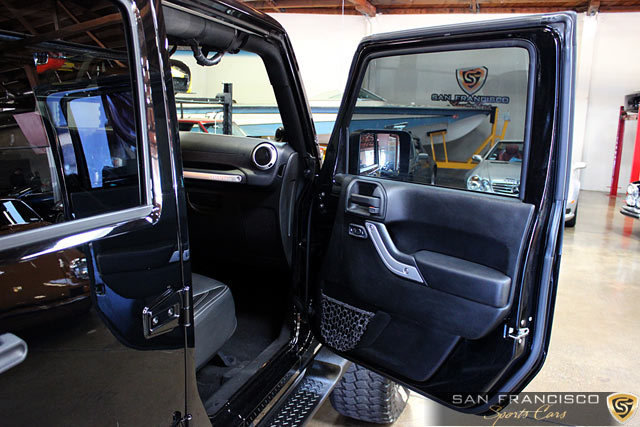 2013 2013 Jeep Wrangler Unlimited Sahara For Sale