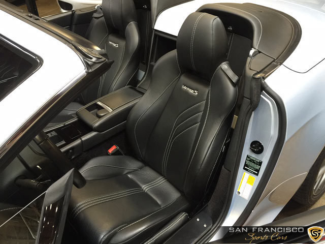 2011 2011 Aston Martin Vantage S Roadster For Sale