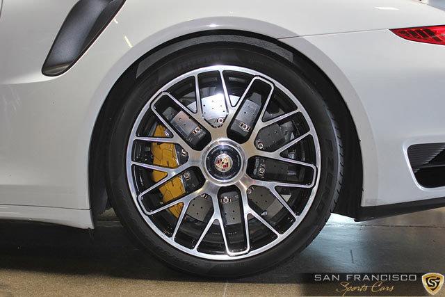 2015 2015 Porsche 911 Turbo S Cabriolet For Sale