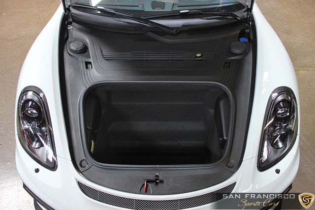 2016 2016 Porsche Cayman GT4 For Sale