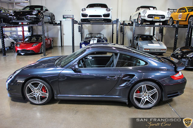 2007 2007 Porsche 911 Turbo For Sale