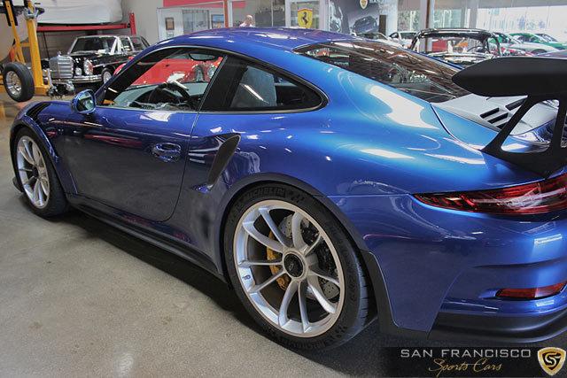 2016 2016 Porsche 911 GT3 RS For Sale