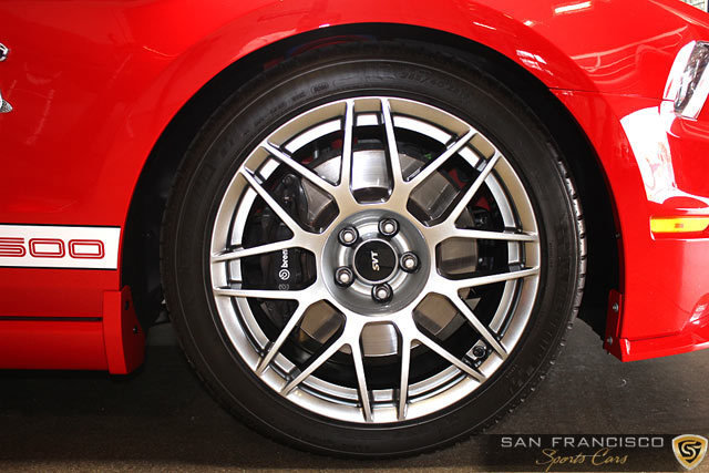 2011 2011 Ford Shelby GT500 For Sale