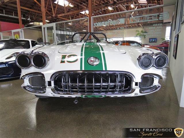 1958 Chevy Corvette Race Car
