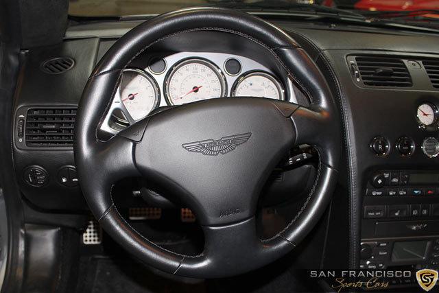 2005 2005 Aston Martin Vanquish S For Sale