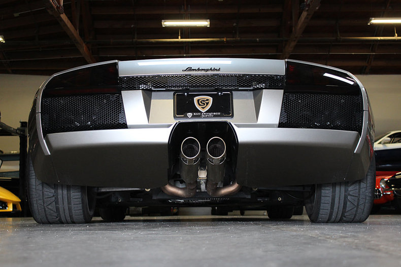 2005 2005 Lamborghini Murcielago Rdstr For Sale