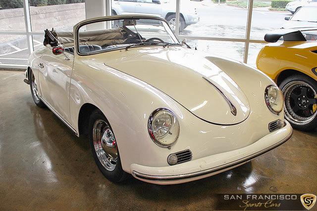 1956 1956 Porsche 356 1600 Cabriolet For Sale
