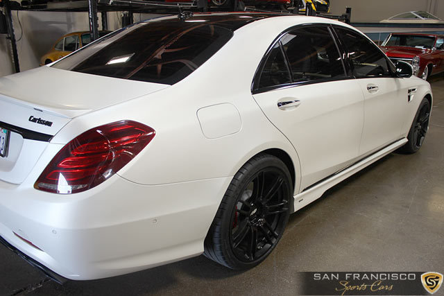 2014 2014 Mercedes-Benz Carlsson S550 For Sale