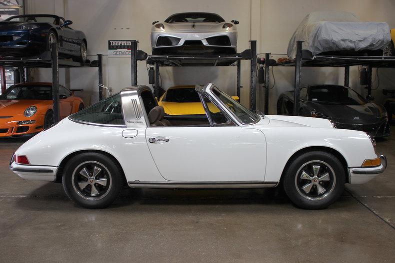 1972 Porsche 911t San Francisco Sports Cars Buy Sell