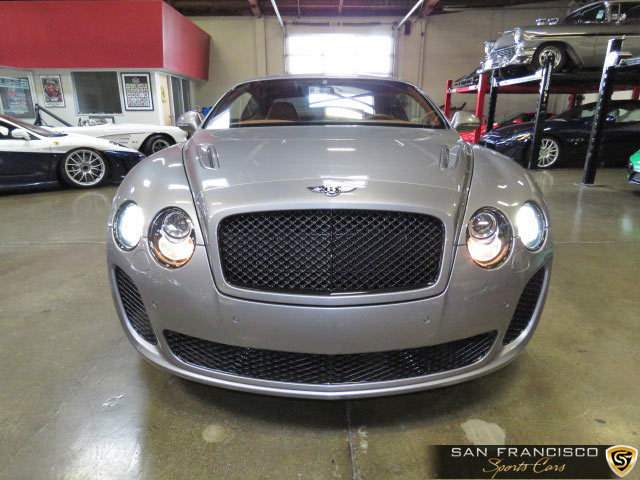 2010 2010 Bentley Continental Supersports For Sale