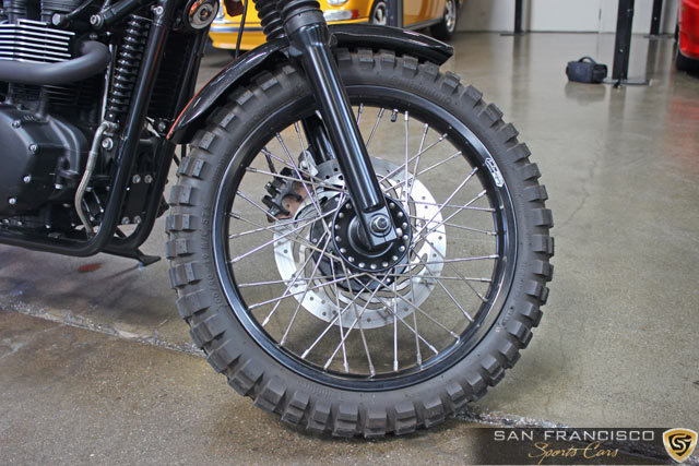 2013 2013 Triumph Scrambler For Sale