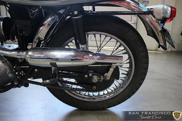 1966 1966 Triumph T100C Motorcycle For Sale