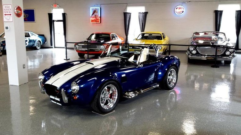 1965 A/c cobra Shelby american motors