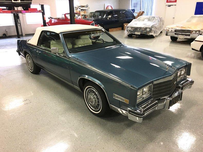 1985 Cadillac El dorado biarritz