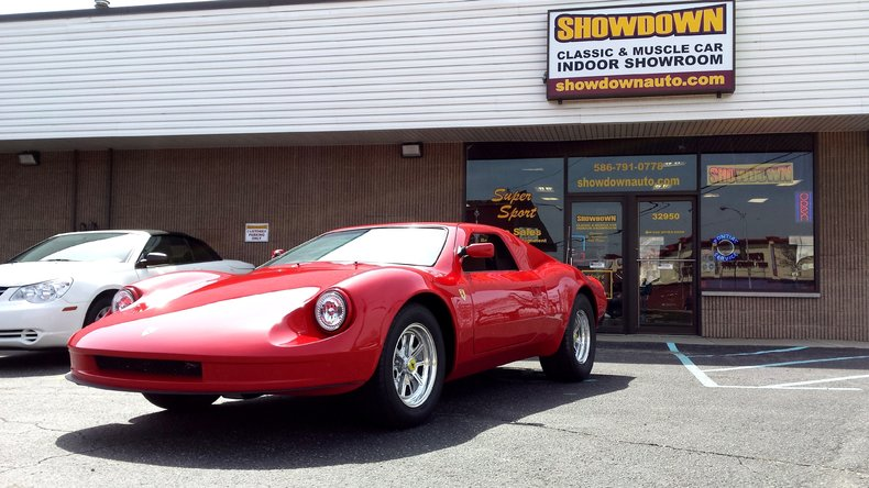 1979 Kelmark GT Dino Ferrari 246 Tribute