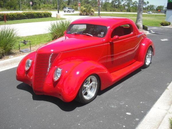 1937 Chevrolet 3-Window Coupe
