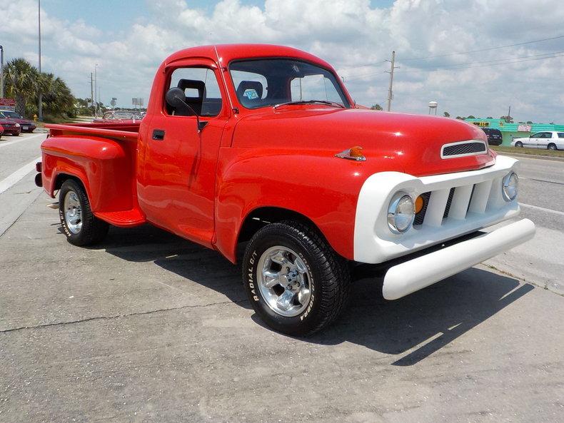 1957 Studebaker Custom pickup
