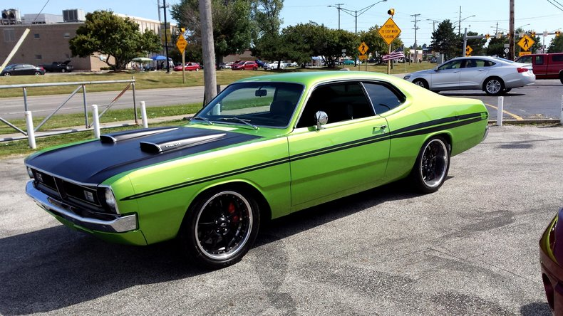 1970 Dodge Demon replica