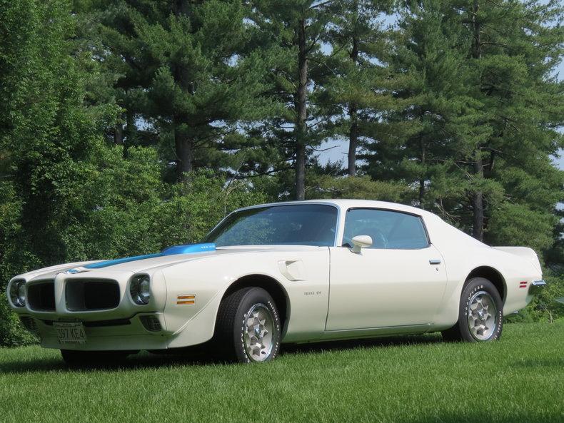 1971 Pontiac Trans-Am