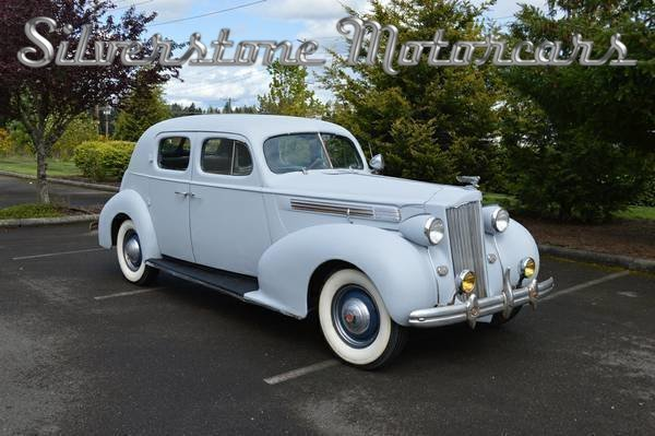 1939 Packard 120 Club Sedan