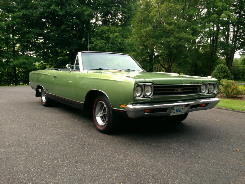 1969 plymouth gtx silverstone motorcars. Black Bedroom Furniture Sets. Home Design Ideas