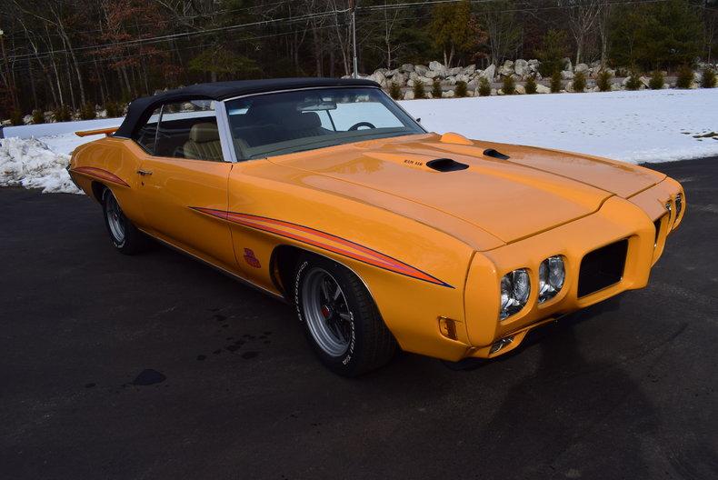 1970 Pontiac LeMans GTO Clone