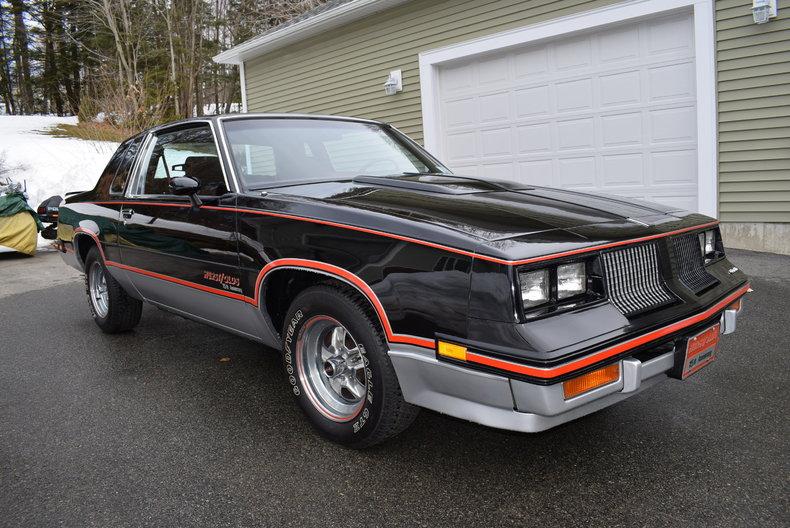 1983 Oldsmobile Cutlass