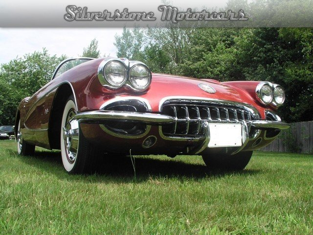1960 1960 Chevrolet Corvette For Sale