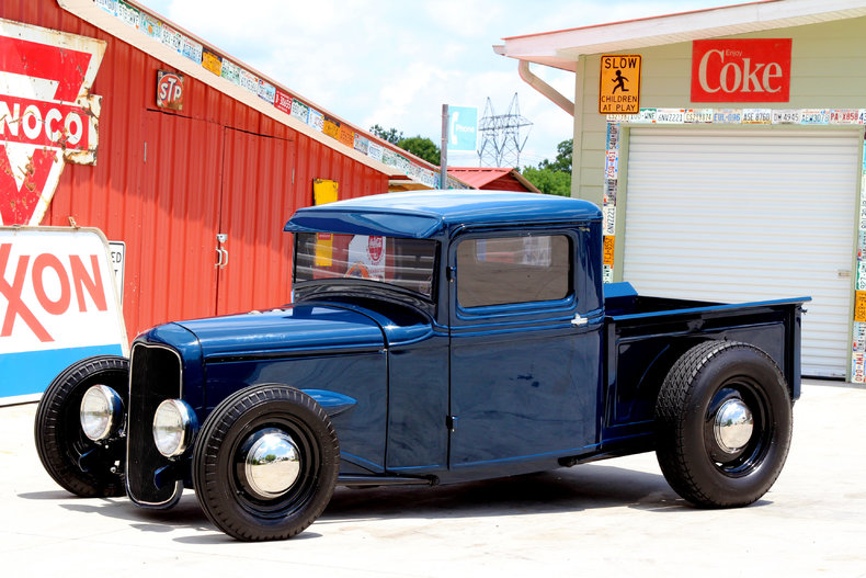 1934 Ford Pickup Classic Cars Amp Muscle Cars For Sale In
