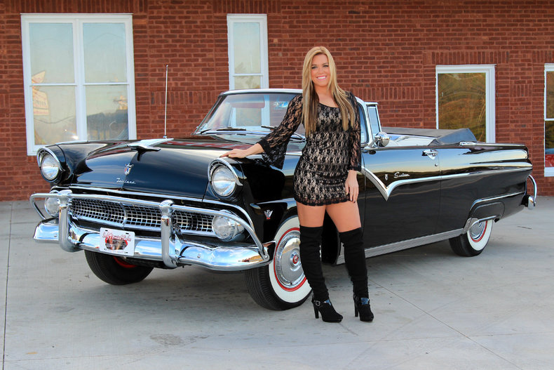 1955 Ford Sunliner Classic Cars Amp Muscle Cars For Sale