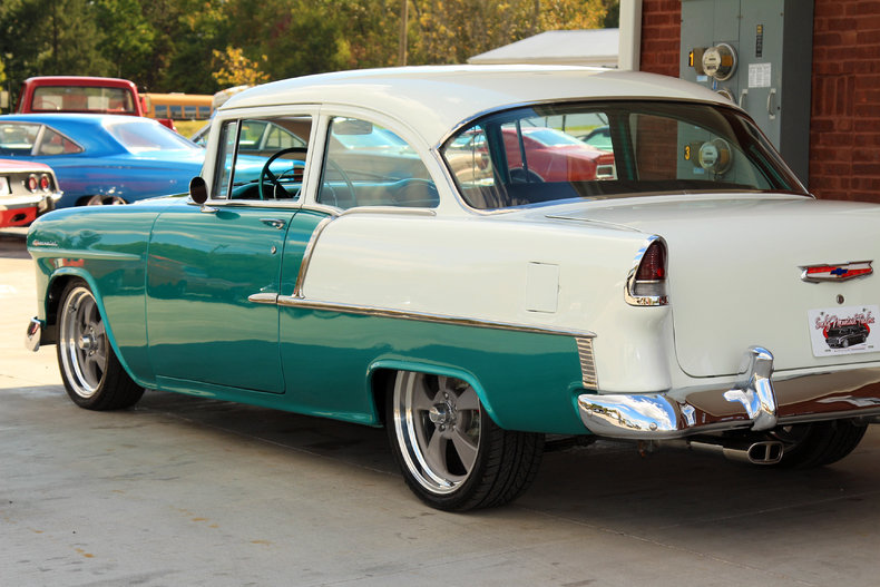 1955 chevrolet 210 classic cars muscle cars for sale in knoxville tn. Black Bedroom Furniture Sets. Home Design Ideas