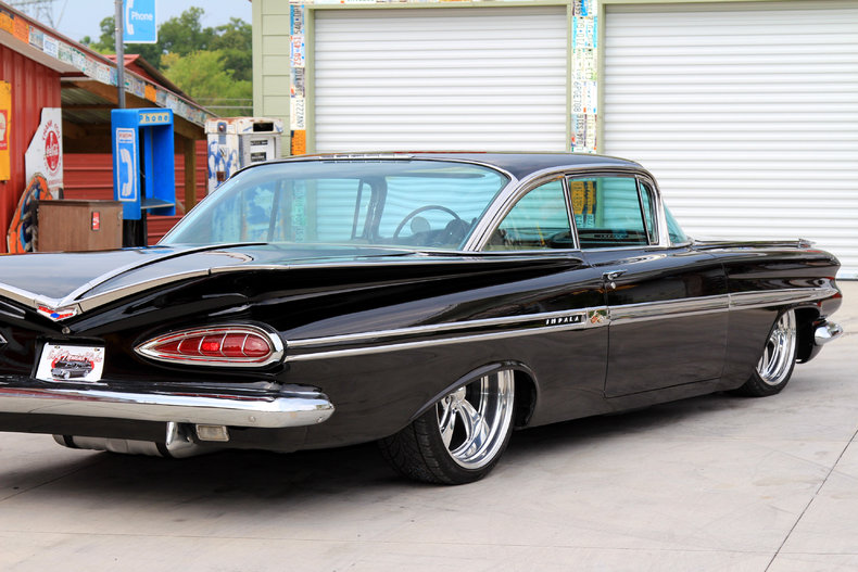 1959 chevrolet impala classic cars muscle cars for. Black Bedroom Furniture Sets. Home Design Ideas