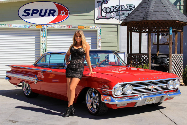 Chevrolet Impala Classic Cars Muscle Cars For Sale In